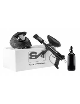 Pack Paintball BT4 Combat Air