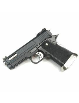 Hi-Capa G-Force Velociraptor GBB 3.8 (Noir) - WE